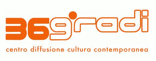 Logo 369gradi, Centro Diffusione Cultura Contemporanea