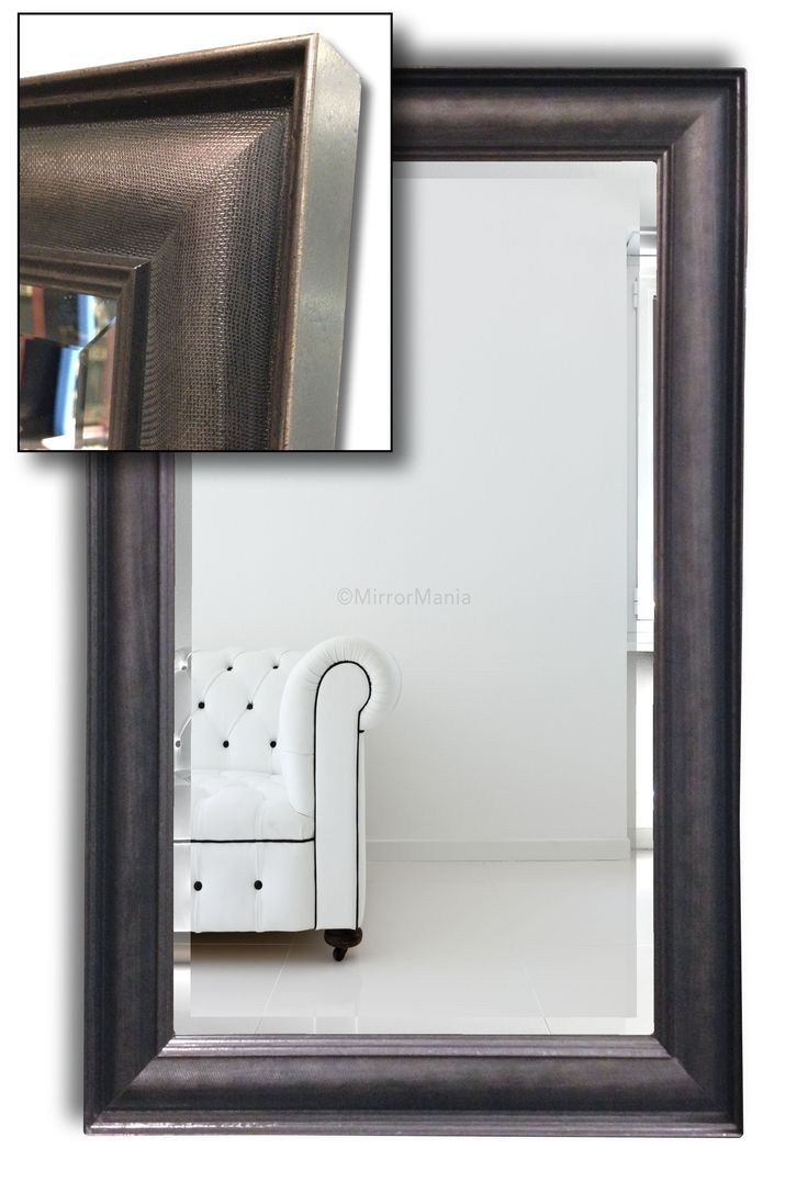 Framing A Large Mirror Best 25 Handmade Framed Mirrors Ideas Only On Pinterest