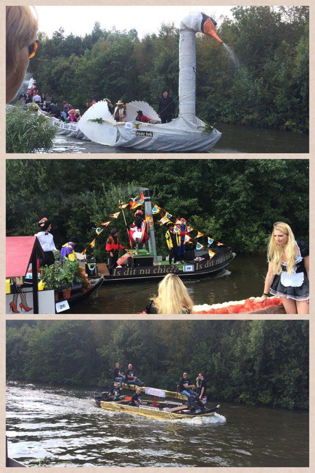 Pramenrace, jaarlijks evenement in Aalsmeer. Vindt plaats op tweede zaterdag in september