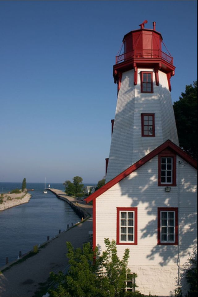Kincardine Lighthouse, Ontario, Canada.I want to visit here one day.Please check out my website thanks. www.photopix.co.nz