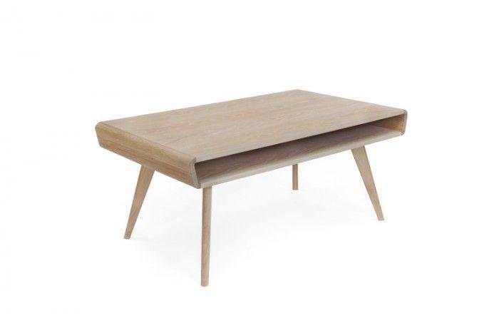 sofabord 70x126 cm - KLEPPE MØBELFABRIKK AS - Space - Møbelringen