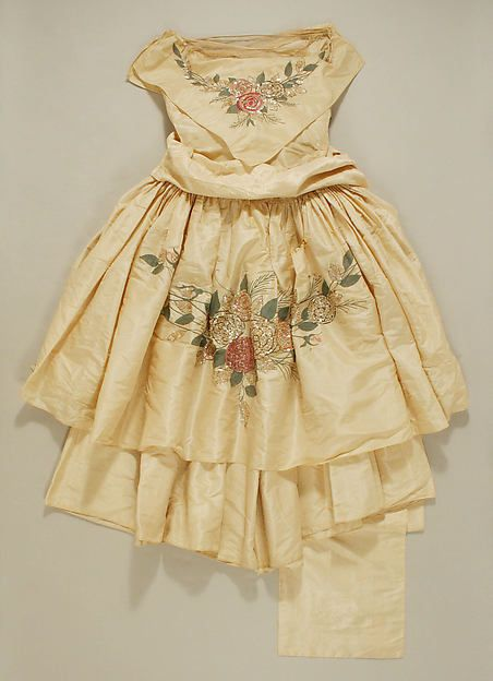 House of Lanvin   Robe de Style   French   The Met
