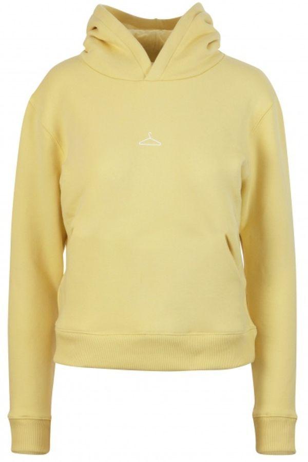 aad134f2 Hangon Hoodie Yellow - Holzweiler | klær | Genser, Hoodie og Klær