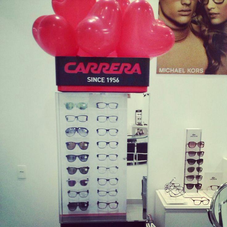 A nova coleção da Carrera está incrível! Venha conhecer na nossa loja, em Águas Claras/DF