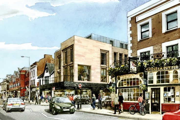 Kings Road Project