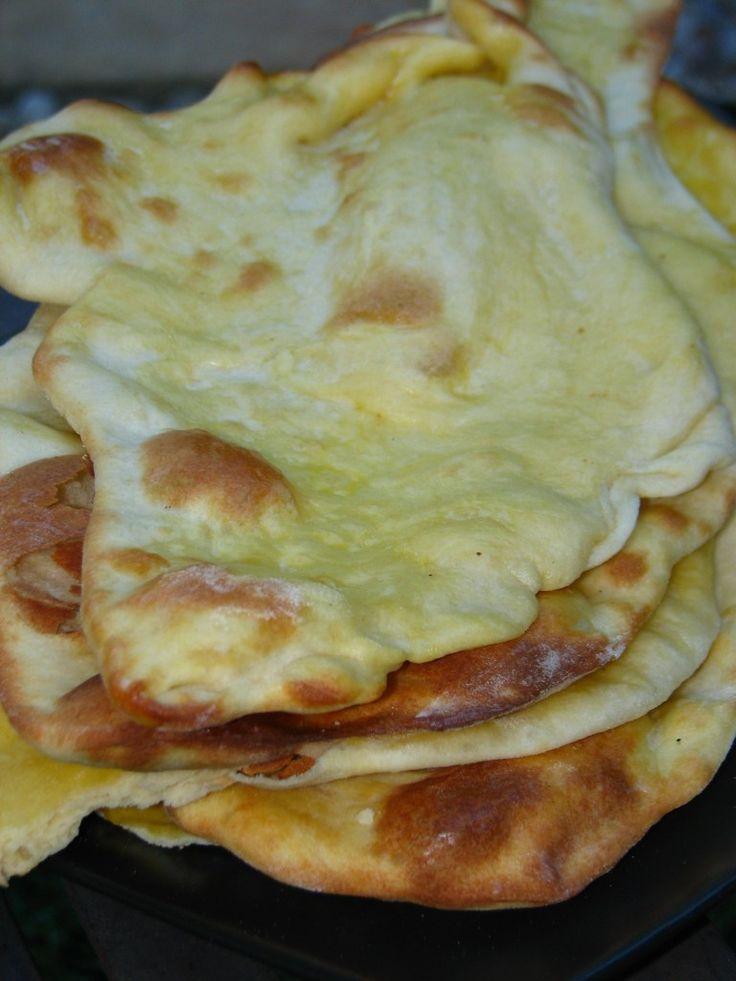 Naan Bread. Finally a good easy to follow recipe.