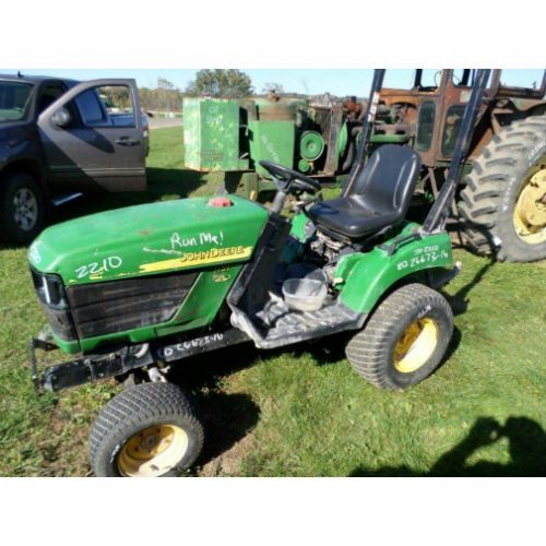Used John Deere 2210 tractor parts - EQ-26673!  Call 877-530-4430 for used tractor parts! https://www.tractorpartsasap.com/-p/EQ-26673.htm