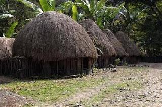 Rumah Honai (Rumah Adat Papua)