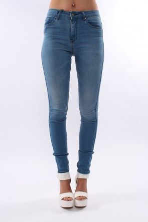 Lee - Mid Skinny Phase Blue $169.95 SHOP: http://www.jeanjail.com.au/ladies/lee-mid-skinny-phase-blue.html
