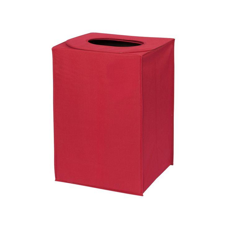 Creative Ware Home Simply Storage Hamper, Red