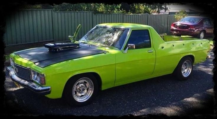 1974 Holden HJ Ute