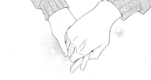 If you mean it then I will take your hand and I will never let go. ~KY