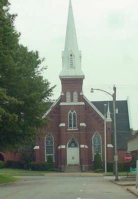 Methodist Church, Searcy AR
