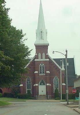 Methodist Church, Searcy AR
