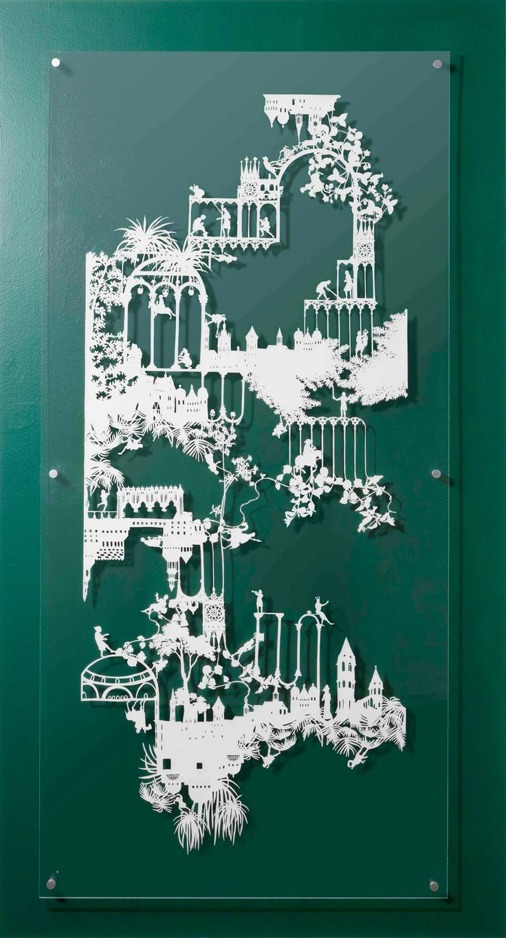 168 best Art/Book, Paper Cutting, Paper Art images on Pinterest ...