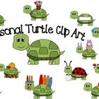Looking for an adorable classroom mascot or theme?  These cute turtles come in 12 different seasons/holidays!  Use them as... - Decorations - Label...