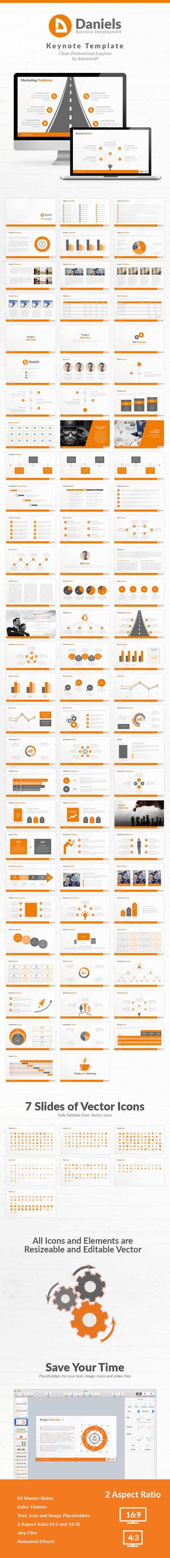 Daniels Keynote Presentation Template #design Download: http://graphicriver.net/item/daniels-keynote-presentation-template/11770699?ref=ksioks