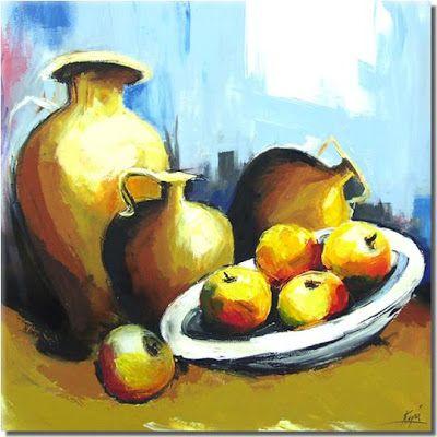 Imágenes Arte Pinturas: ARTE MODERNO