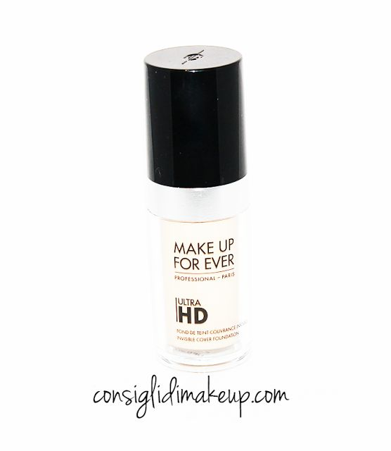 Review: Fondotinta Ultra HD - Make Up Forever