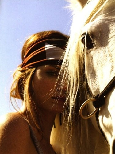 Horseback riding... Used to do it for therapy and I miss it alot
