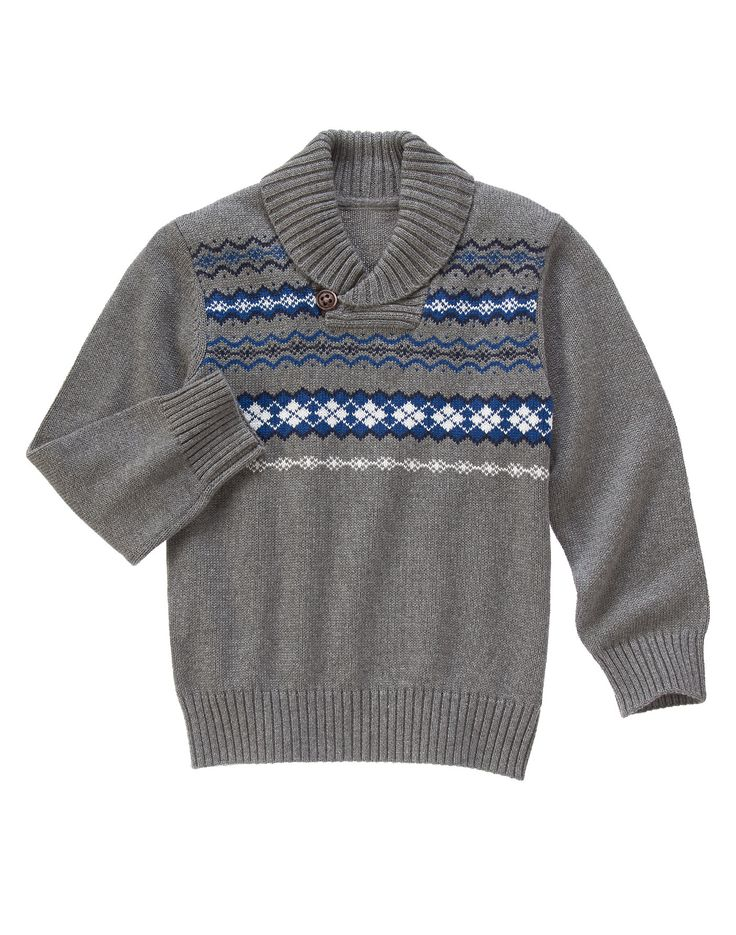 Fair Isle Sweater at Gymboree