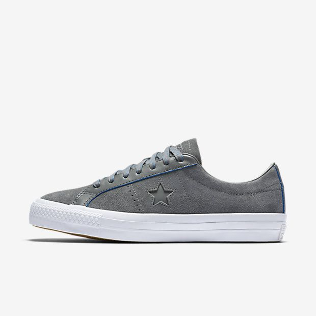 Converse CONS One Star Pro Rub-Off Leather Low Top Unisex Skateboarding Shoe