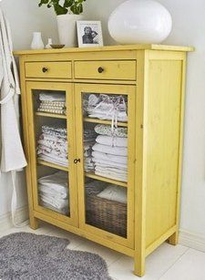 Home Organizing: Linen Storage Ideas. http://www.tidyhouse.info/home-organizing-linen-storage-ideas-733/