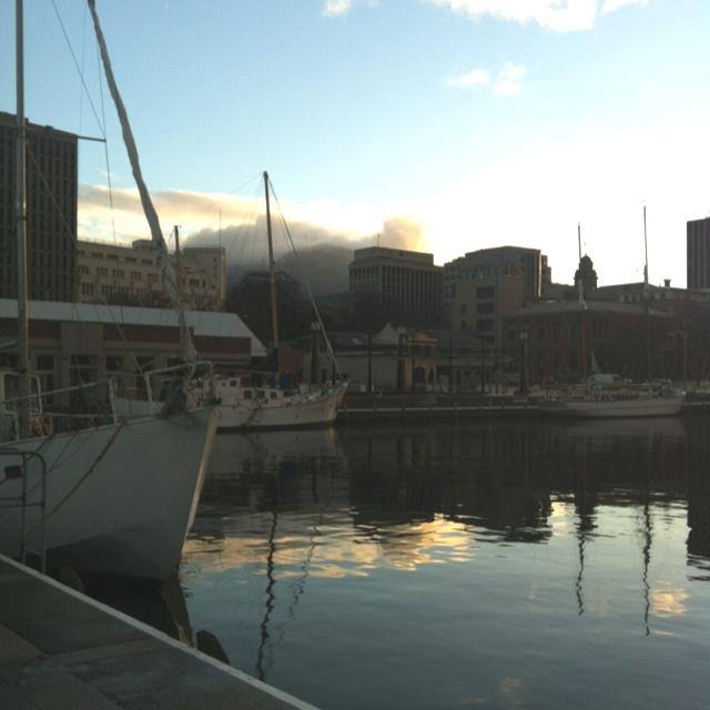 Glorious Mount Wellington, Hobart