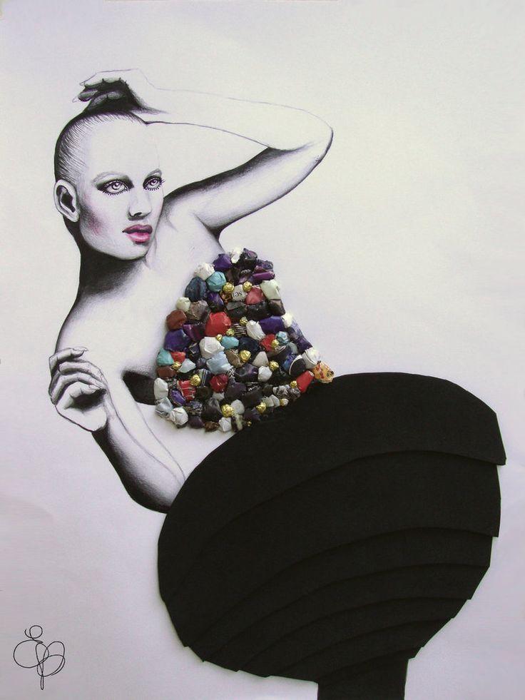 Serie Collage Tav #6 by EVanillaArt on DeviantArt