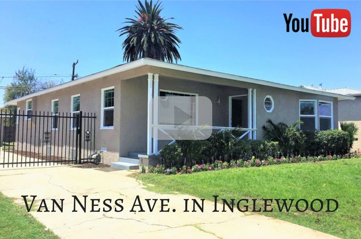 Check out the home tour video of this spacious renovated 3 bedroom 2 bathroom house in the city of Inglewood in the link below. Contact us today to set up an appointment to view this property. Thinking of Buying, Selling, or Investing in a property? We are here to help, contact us TODAY for a FREE Consultation! #Sell #Buy #Invest #Property #Home #RealEstatePros #Agents #Realtor #Broker #YourREpros #SevilleProperties #Inglewood #Lennox #Hawthorne #Lawndale #LA #JorgeGonzalez #AngelaWhiteway