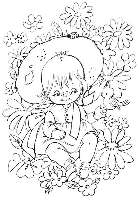 18 best Värvimislehed images on Pinterest Coloring pages, Vintage - copy coloring book pages of rabbits