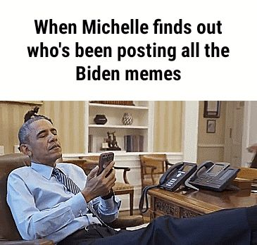 Say goodbye to the Biden memes