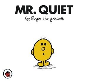 Roger Hargreaves, Mr. Men - Mr. Quiet. Please like http://www.facebook.com/RagDollMagazine and follow @RagDollMagBlog @priscillacita