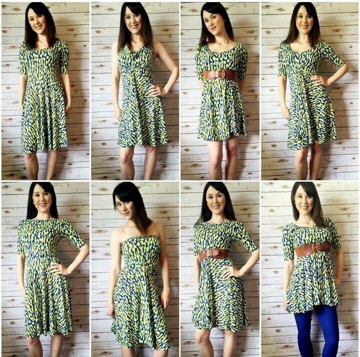 eeb96424b197a3 8 ways to wear your LuLaRoe Nicole
