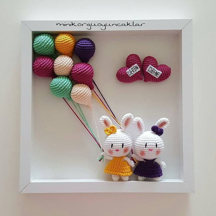 "Gefällt 1,616 Mal, 31 Kommentare - @rengarenk_bunlar auf Instagram: ""@minikorguoyuncaklar -    #amigurumi #crochet #instagood #photooftheday #instalike #pano…"""