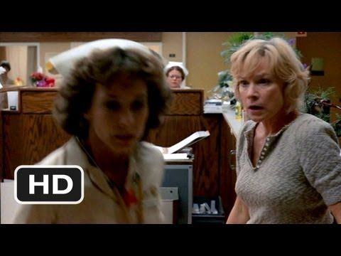Terms of Endearment (4/9) Movie CLIP - Emma's Pain Shot (1983) HD. If you have ever been a patient in the hospital, this scene makes total sense. Sadly familiar.