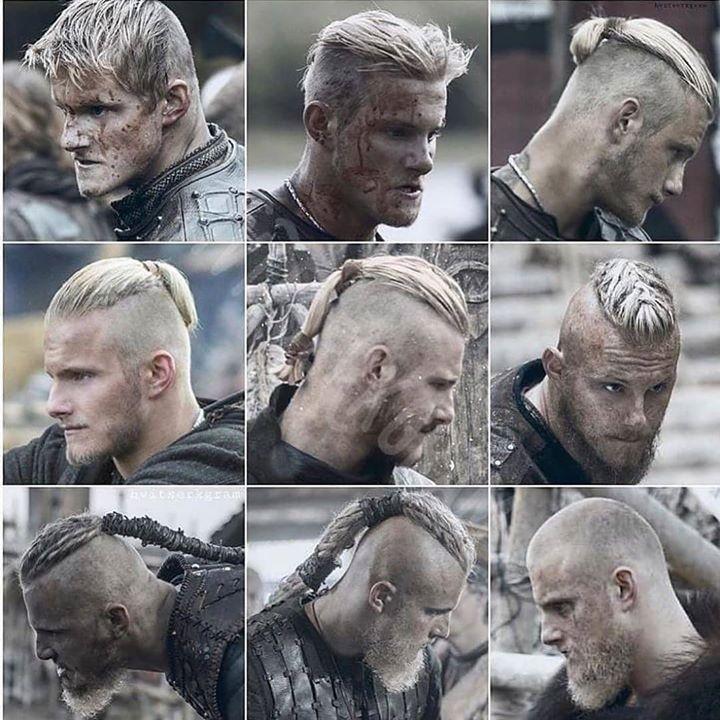 Pin By Pavlina Mova On Movies In 2020 Vikings Ragnar Bjorn Vikings Viking Hair