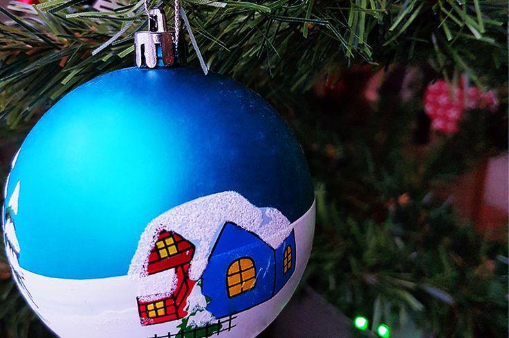 Alternatif yılbaşı ağaçları <3 #yılbasi #yılbaşı #Christmas #tree #süsleme #ornament #snowy #frosty #decoration #dekorasyon