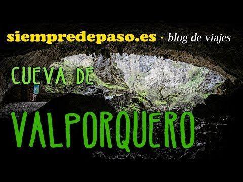 Visitamos la Cueva de Valporquero (León) - Guía de viaje - YouTube