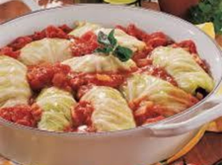 Yum... I'd Pinch That! | Hungarian Cabbage Rolls
