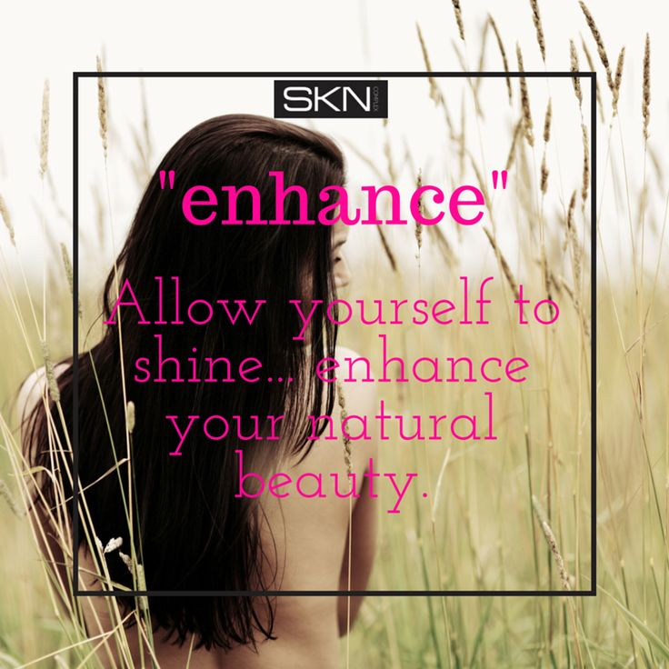 """Enhance your natural beauty with SKN Complex's """"enhance range of skin care"""""""