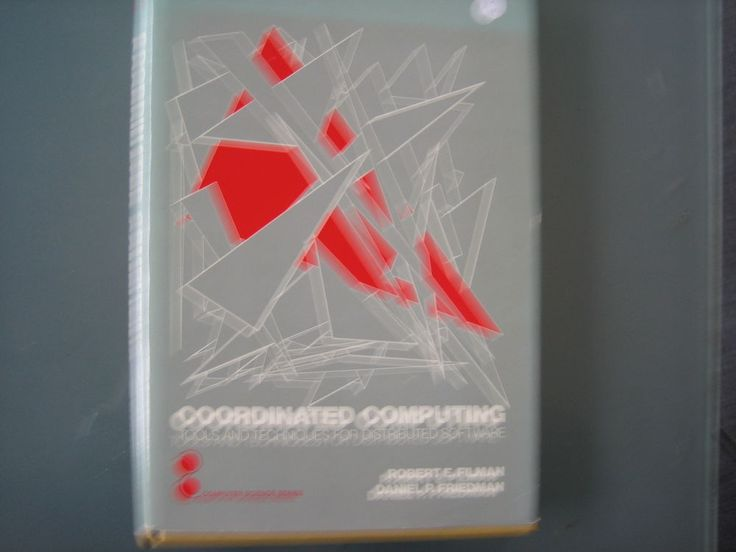 Filman/Friedman: Coordinates Computing. Tools an Techniques for Distributed Soft