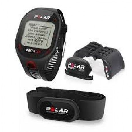 GPS sports watch with Training Benefit, route mapping and much more. Includes CS speed sensor.  www.capeunionmart.co.za