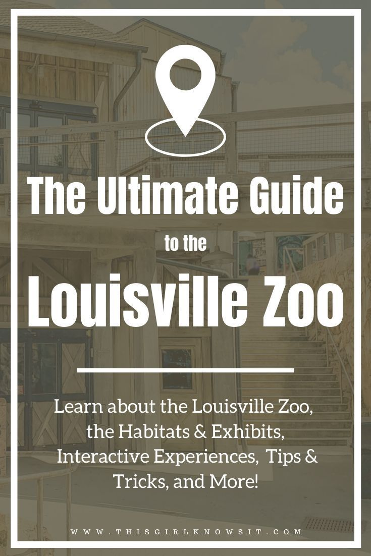 How Much Is It To Get Into The Louisville Zoo