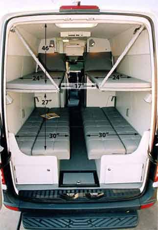 1000 Images About Sprinter Van On Pinterest Portal 4x4 And Sprinter Rv