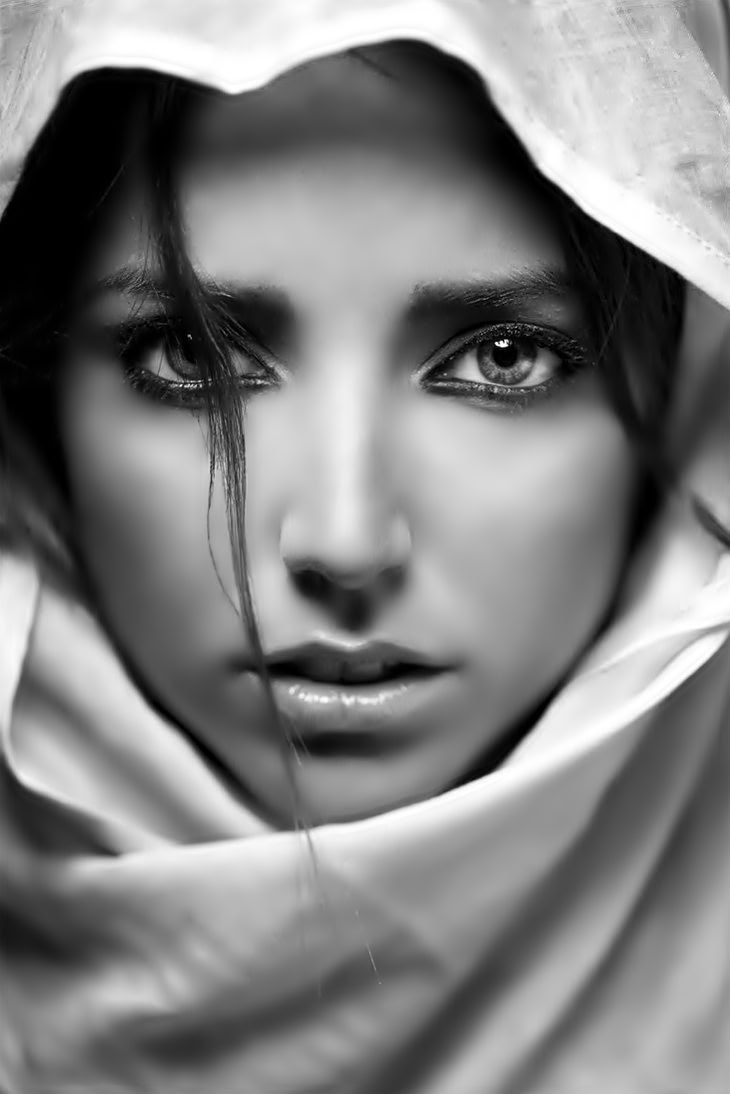 Galeria de fotos para tu blog o webpage: Woman's Face