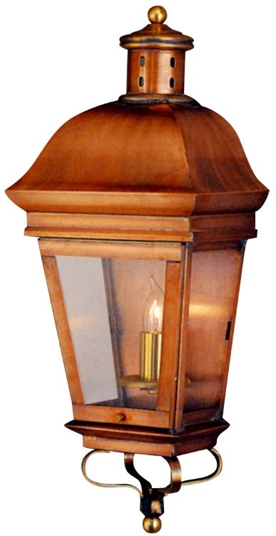 17 best images about wall sconce copper lanterns and for Early american outdoor lighting
