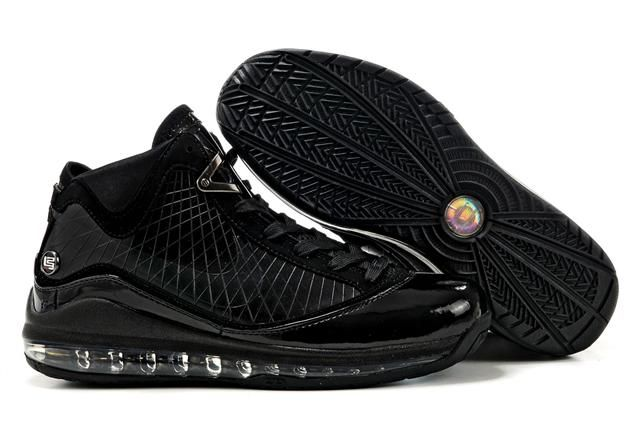 http://www.airfoamposite.com/nike-lebron-7-black-silver-p-311.html NIKE LEBRON 7 BLACK SILVER Only $88.39 , Free Shipping!