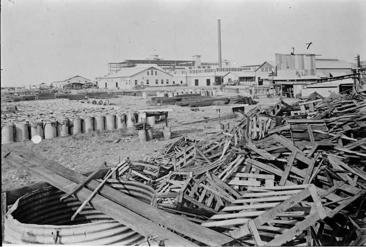 129251PD: Wyndham Meatworks under construction, 1915-1918 http://encore.slwa.wa.gov.au/iii/encore/record/C__Rb3926675?lang=eng