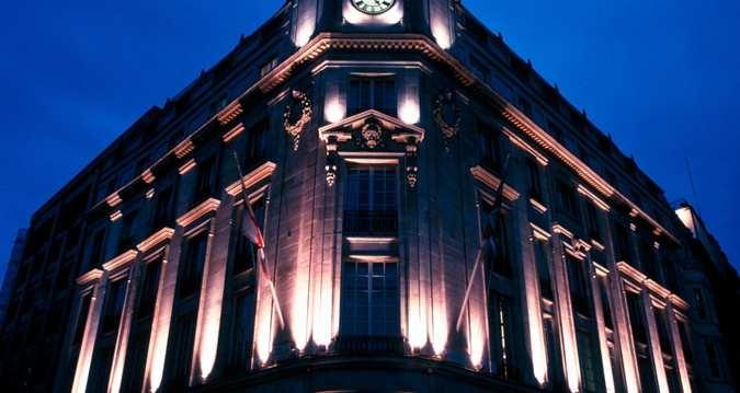 Hilton Trafalgar hotel #London | For the luxurious birds